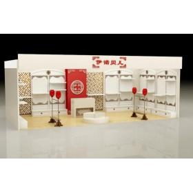 济南女装展柜制作-山东女装展柜设计与制作加工厂
