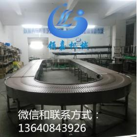 环形链板输送机